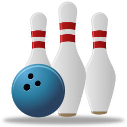 Sport Bowling Icon 256x256 png