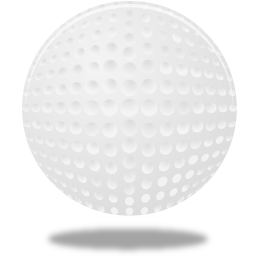 Sport Golf Ball Icon 256x256 png