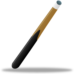 Sport Pool CUE Icon 256x256 png