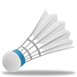 Sport Shuttercock Icon 256x256 png
