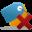 Bookmark Delete Icon 32x32 png