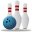 Sport Bowling Icon 32x32 png