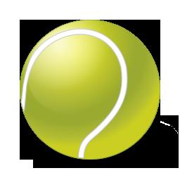 Tennis Ball Icon 256x256 png