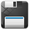 Floppy Drive 3 Icon 96x96 png
