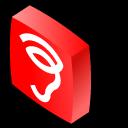 BeOS Logo 3D Icon