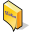 BeOS Stickies Icon 32x32 png