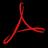 BeOS Acrobat 1 Icon