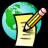 BeOS Globe HTML Editor Icon