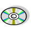 BeOS CD Icon 64x64 png