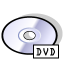 BeOS DVD Icon 64x64 png