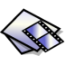 BeOS MIDI Video Doc Icon 72x72 png