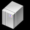 BeOS BeBox Grey Icon 96x96 png