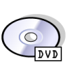 BeOS DVD Icon 96x96 png