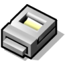 BeOS Printer Icon 96x96 png