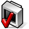 BeOS Screener Icon 96x96 png