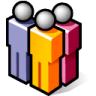 BeOS People Icon 96x96 png