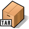 BeOS Tar Archive Icon 96x96 png