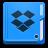 Places Folder Dropbox Icon 48x48 png