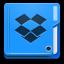 Places Folder Dropbox Icon 64x64 png