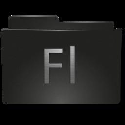 Folder Adobe FL Icon 256x256 png
