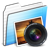 Photo Folder Stripe Icon