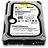 Western Digital Raptor Icon