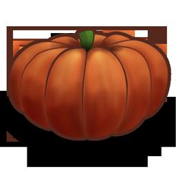 Citrouille Icon 256x256 png