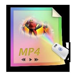 Mp4 File Icon Colorabo Icons Softicons Com