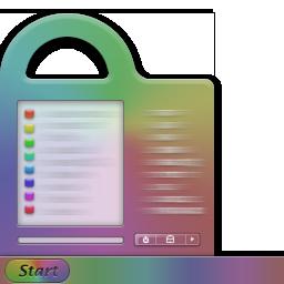 Taskbar Icon 256x256 png