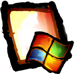 Default Document Icon Colorful Paint Icons Softicons Com