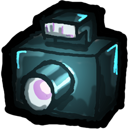Scanners and Cameras Icon 256x256 png