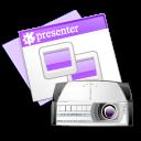 Apps KPresenter Icon