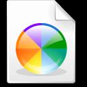 Mimetypes Mime Colorset 2 Icon