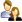 Actions Edit Group Icon 22x22 png