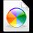 Mimetypes Colorscm Icon 48x48 png