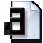 Mimetypes Fonts Bitmap Icon