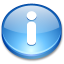 Actions Info Icon 64x64 png