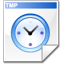 Filesystems File Temporary Icon 64x64 png