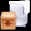 Filesystems Folder TAR Icon 64x64 png