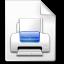 Mimetypes Mime Postscript Icon 64x64 png