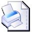 Mimetypes Postscript Icon 64x64 png