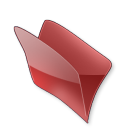 Dossier Rouge Icon
