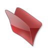 Dossier Rouge Icon 96x96 png