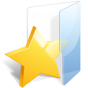 Actions Bookmark Folder Icon
