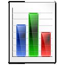 Mimetypes Spreadsheet Icon