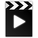 Mimetypes Video Icon 128x128 png