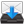 Filesystems Folder Inbox Icon 24x24 png