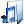 Filesystems Folder Music Icon 24x24 png