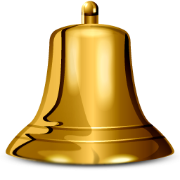 Actions Bell Icon 256x256 png