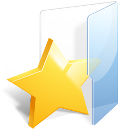 Actions Bookmark Folder Icon 256x256 png